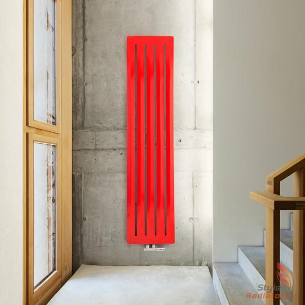 Дизайн радiатор Terma – Aero Vertical – styleradiators.com.ua
