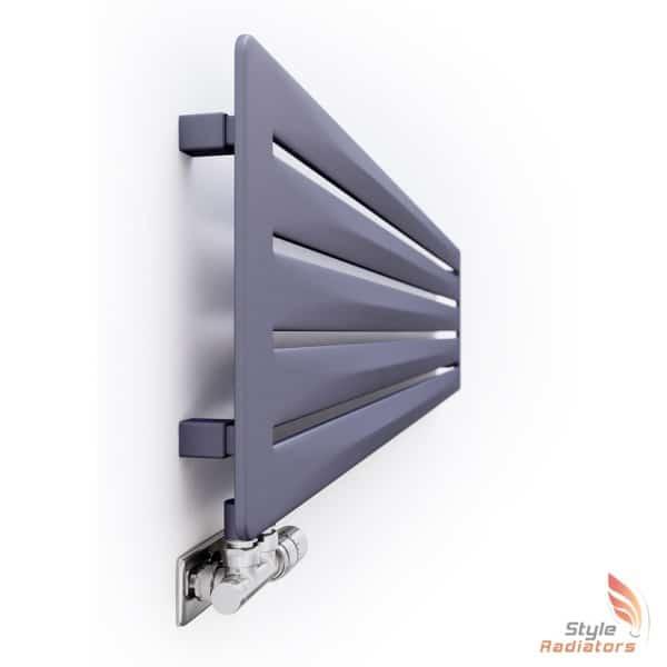 Дизайн радiатор Terma Aero H – styleradiators.com.ua