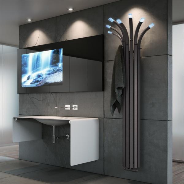 Дизайн радiатор Enix PALMA – styleradiators.com.ua