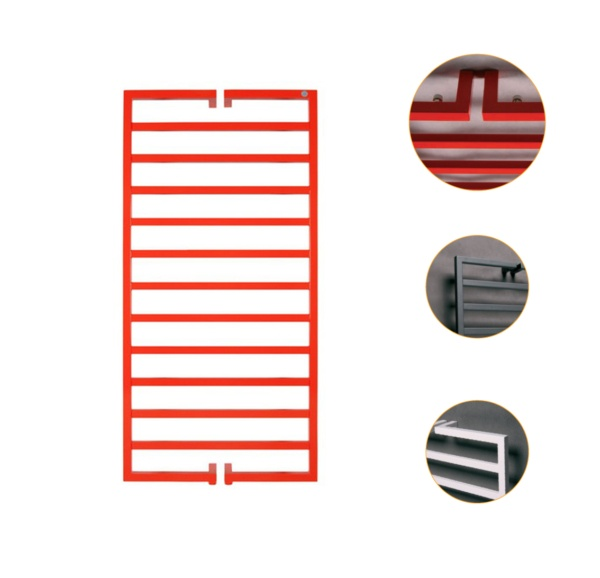 Рушникосушка Instal Projekt DRADA – styleradiators.com.ua