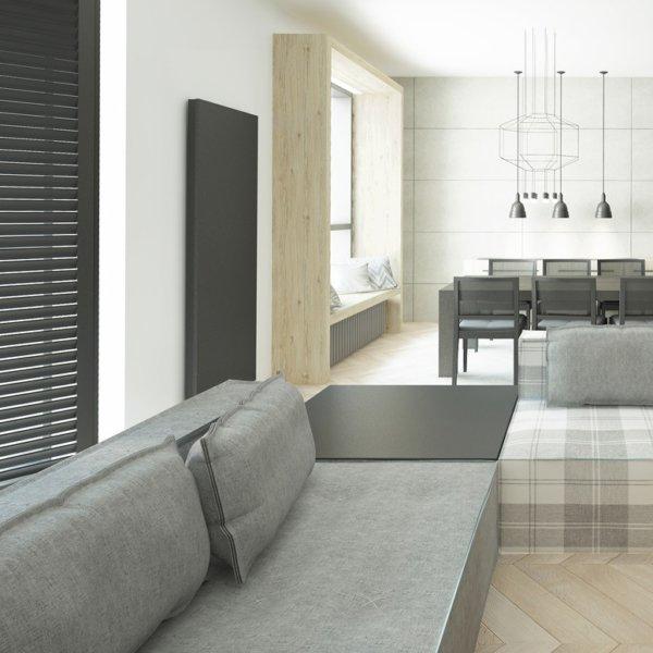 Дизайн радiатор Instal Projekt INVENTIO – styleradiators.com.ua