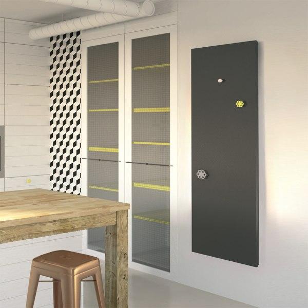 Дизайн радiатор Inventio Mua Fi – styleradiators.com.ua