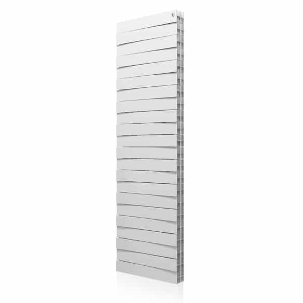 Дизайн радiатор Pianoforte TOWER, White – styleradiators.com.ua