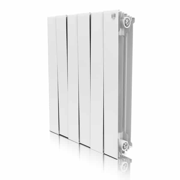 Дизайн радiатор Pianoforte, White – styleradiators.com.ua
